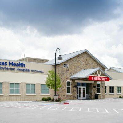 KDC BREAKS GROUND ON TEXAS HEALTH PRESBYTERIAN HOSPITAL'S MEDICAL